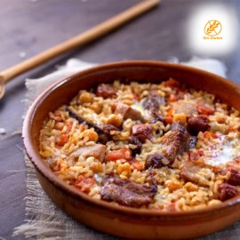 Arroz con Costillas de Soria